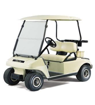 la golfette