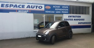 OCCASION MICROCAR MGO 3 HIGHLAND X DCI
